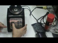 reparar licuadora oster reversible reparacion licuadora oster reversible electr 211 nica parte 1 2 y 3 al v 205 deo