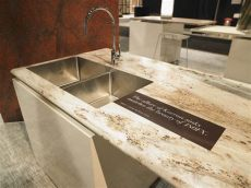 formica river gold reviews tbt to kbis 2014 remember our formica 174 in bloom booth featuring our newly introduced formica
