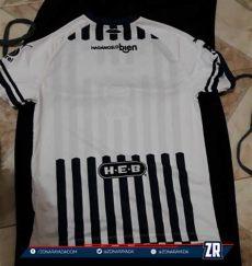 camisa de rayados 2018 camiseta de rayados de monterrey 2018 19 tsc
