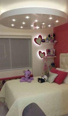 imagenes de recamaras sencillas para ninas decoraci 211 n de dormitorio con corazones para ni 209 as dormitorios decoracion de interiores