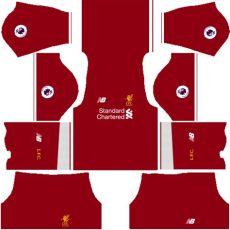 download kit dls 2018 liverpool kits uniformes para fts 15 y league soccer kits uniformes liverpool premier league 2017