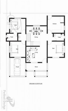 one storey house with roof deck floor plan one storey house design with roof deck house designs
