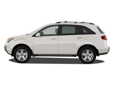 2007 acura mdx reviews rating motor trend