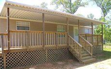how to build a porch off a mobile home mobile home porches decks guide mobile home repair