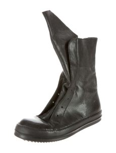 rick owens ramones boots rick owens ramones boots shoes ric22114 the realreal