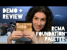 rcma foundation review demo review rcma foundation palette miss billy