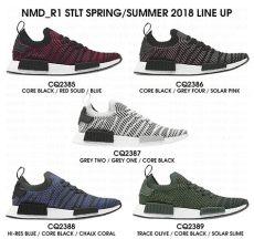 adidas nmd stlt 2018 colorways sneaker bar detroit - Adidas Nmd R1 New Release 2018