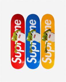 the 10 most iconic supreme skateboard decks - Supreme Skateboard Deck