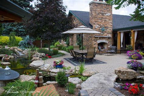 ultimate backyard oasis