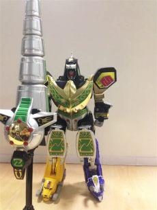dragonzord battle mode mmpr legacy dragonzord in battle mode by ryanthescooterguy on deviantart
