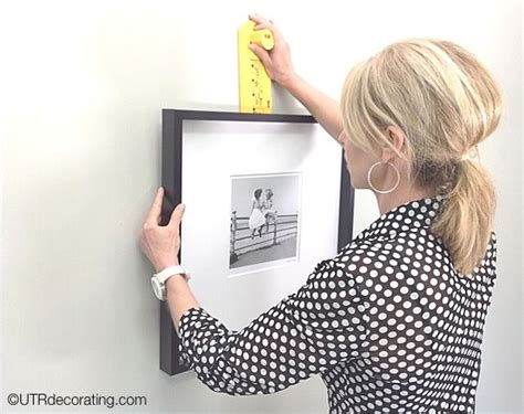 hang picture picture hanging tips hanging pictures pretty