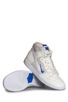 soulland x nike sb zoom dunk high pro qs nike sb x soulland zoom dunk high pro qs shoe sail royal white bonkers