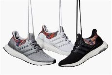 ultra boost 40 rainbow on feet adidas mi ultra boost rainbow available now the drop date