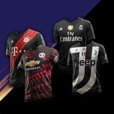 kit adidas dls 18 jersey kit dls 18 juventus 2019 jersey kekinian