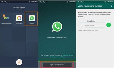 como ter dois whatsapp windows phone iphone android
