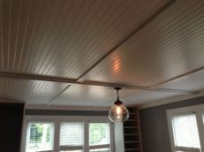 inexpensive basement ceiling treatments inexpensive ceiling covering ideas search basement ceiling beadboard ceiling attic
