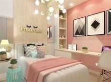 45 incre 237 bles ideas de habitaciones para chicas adolescentes decoracion de recamaras - Imagenes De Recamaras Para Ninas Adolescentes