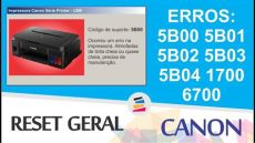 fix canon error p07 5b02 how to reset imprimante canon mg4250 code support 5b02