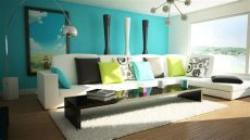 colores vivos para salas modernas 5 ideas para decorar salas de estar modernas hoy lowcost