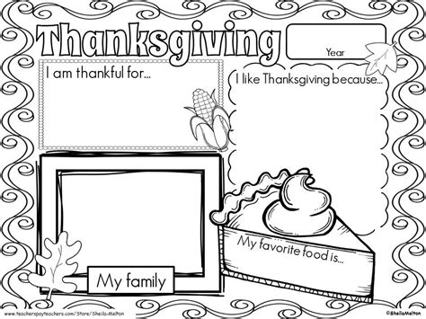 thanksgiving printables school holiday activities thanksgiving preschool thanksgiving