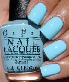 opi light blue nail polish 1107 best pretty nails images on nail designs make up and nail