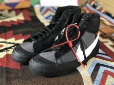 nike blazer off white black white nike blazer black aa3832 001 release date sneaker bar detroit