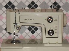 sears kenmore 148 15600 model 1560 sewing machine a review stitch - Maquina De Coser Sears Kenmore Modelo 158 Manual