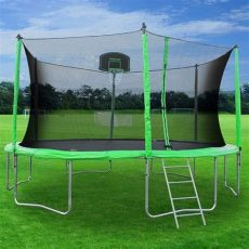 used trolines for sale cheap cheapest trolines with net for sale rectangle big small