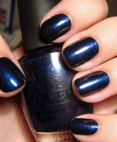 opi navy blue nail polish names opi russian navy the lacquer log