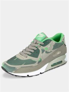 nike air max camo green nike nike air max 90 prm trainers in green for green camo lyst