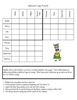 Logic Puzzle For Grade 2.html