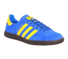 adidas stockholm shoes adidas stockholm blue yellow hers trainers