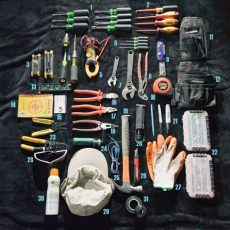 an electrician s bag electrician tool bag electrical tool bags hvac tools - List Of Tools Needed For Electrical Work