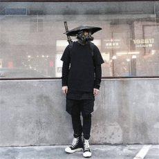 japanese techwear jacket pin by 𝓑𝓵𝓾𝓼𝓱 𝓡𝓮𝓼𝓹𝓸𝓷𝓼𝓮 on kunoichi cyberpunk fashion samurai futuristic