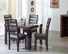 ver muebles de coppel comedor valencia con 4 sillas 3114813 coppel