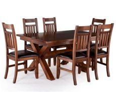 comedor cruze con 6 sillas 9 mil pesos en coppel sillas comedores muebles - Coppel Muebles Comedores