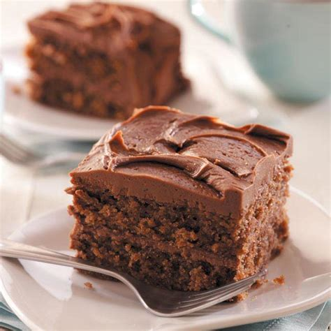 chocolate cake cocoa frosting recipe taste home