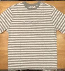 guess asap rocky grey asap rocky x guess grey striped t shirt size m xl ships immediately ebay