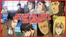 attack on titan season 3 episode 11 full episode dailymotion attack on titan season 3 episode 11 reaction and thoughts