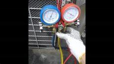 como cargar gas r22 a un minisplit como cargar gas a un aire acondicionado split r22 varios gas