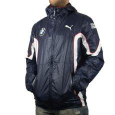 bmw motorsport jacket for sale sale bmw motorsport mens team windbreaker lightweight jacket navy white ebay