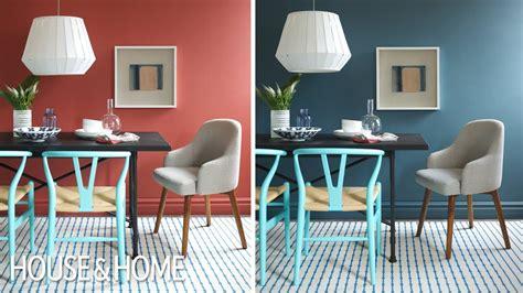 interior design dining room wall