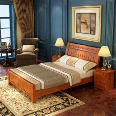 cama de madera moderna con camas de matrimonio para dormitorios modernos m s de 50 modelos e - Madera Disenos De Camas Matrimoniales Modernas
