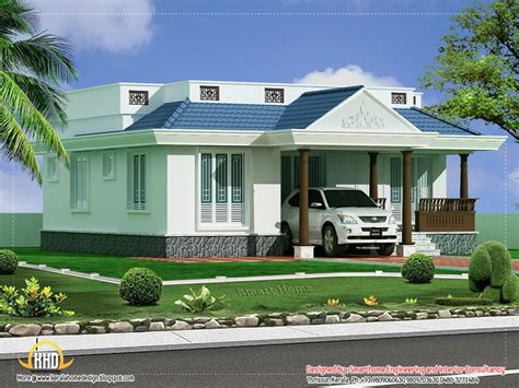 beautiful single story homes kerala single story house