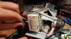 como probar electrovalvula de lavarropas como conectar y probar un motor de lavadora