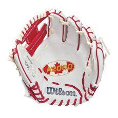 wilson a2000 1786 team canada baseball glove 11 50 quot wta20rb1786ca - Custom Softball Gloves Canada