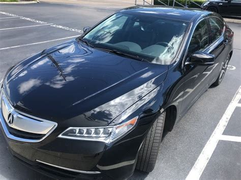 2015 acura tlx v6 sh awd technology package