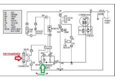 solucionado diagrama nevera daewoo yoreparo - Diagrama De Refrigerador Daewoo