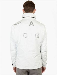 nike white acg 2 in 1 system jacket in white for lyst - Nike Acg 2 In 1 Jacket White