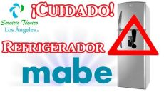 refrigerador mabe con falla de f 193 brica 161 cuidado - Fallas De Refrigerador Mabe